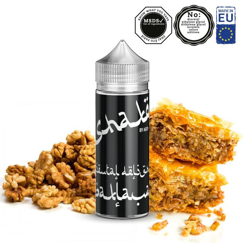 BAKLAVA / oříškovo-medový desert - shake&vape AEON 24ml