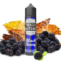 BLACKBERRY TOBACCO - shake&vape Flavormonks 12 ml