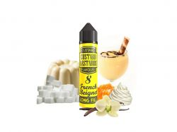 Custard Bastards No.08 FRENCH BEIGNET - shake&vape Flavormonks 12 ml