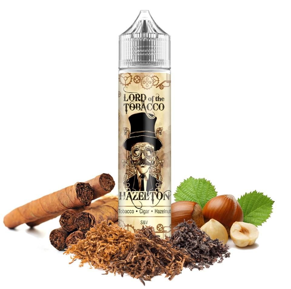 HAZELTON /tabák & lískové oříšky/ - Lord of the Tobacco shake&vape 12ml Dream Flavor