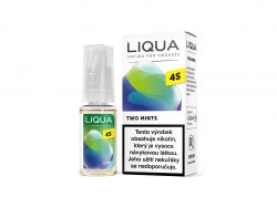 MÁTA S MENTOLEM / Two Mints - LIQUA 4S 10ml - 20mg