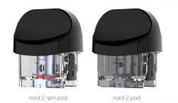 Náhradní cartridge pro SMOK NORD 2 - 4,5 ml bez žhavících hlav