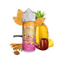 PINEAPPLE WAVE / Ananas & tabák - shake&vape AL CARLO 15 ml