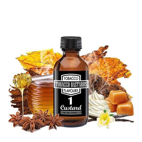 Tobacco Bastards No.01 CUSTARD - aroma Flavormonks