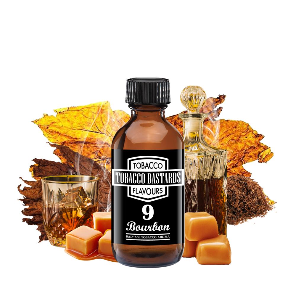 Tobacco Bastards No.09 BOURBON - aroma Flavormonks