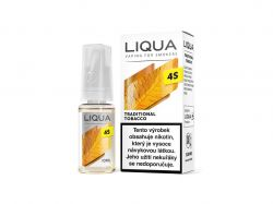 TRADIČNÍ TABÁK / Traditional Tobacco - LIQUA 4S 10ml - 20mg