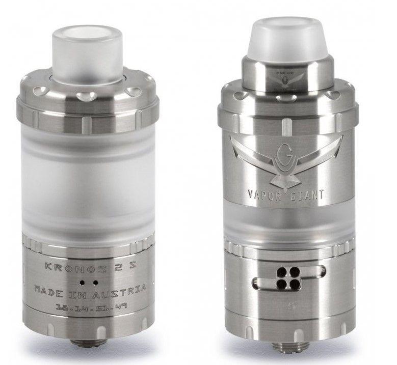 Vapor Giant KRONOS 2S - 23mm stříbrná