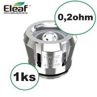 Žhavící hlava Eleaf HW-N2 0,2ohm pro ELLO / IJUST 3