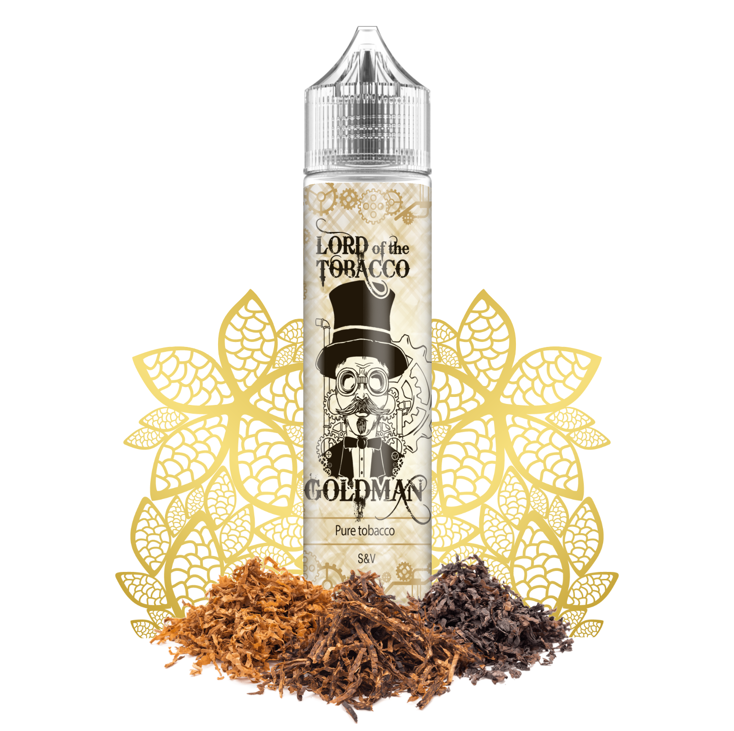 GOLDMAN / tabáková směs - Lord of the Tobacco shake&vape 12ml Dream Flavor