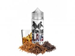 BOURBON TOBACCO / Tabák s bourbonem - shake&vape INFAMOUS 20ml