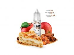 CINNAMON APPLE PIE / Pečená jablka, karamelové těsto, skořice - ADAM´S VAPE shake&vape 12ml