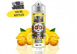 CITRÓNOVÝ KOLÁČ / Tarty Lemon - 120 ml - TI Juice shake & vape