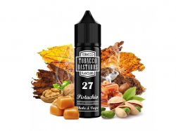No.27 PISTACHIO Tobacco Bastards - shake&vape Flavormonks 12 ml