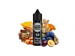 No.53 PLUM Tobacco Bastards - shake&vape Flavormonks 12 ml