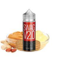 SWAG V2.0 / Grahamové sušenky, arašídové máslo - shake&vape INFAMOUS 12ml