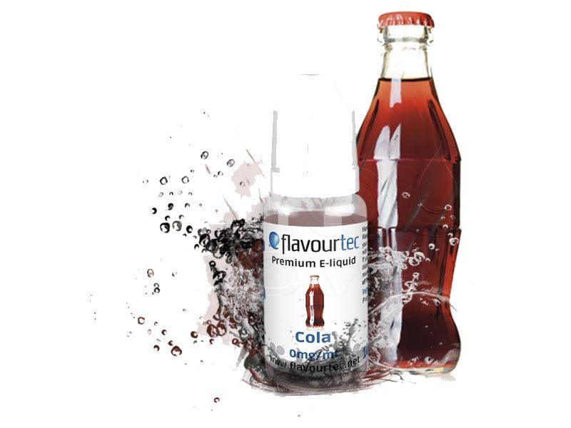 COLA - e-liquid FLAVOURTEC 10ml