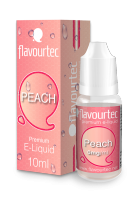 BROSKEV (Peach) - e-liquid FLAVOURTEC 10ml exp.:6/19