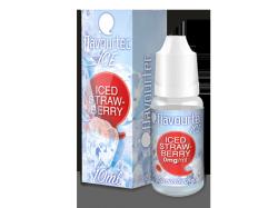 ICED STRAWBERRY - e-liquid FLAVOURTEC 10ml exp. 4/21