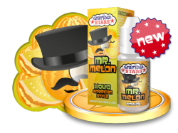 e-liquid FLAVOURTEC American stars 10ml Mr. Melon