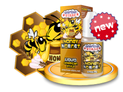 HONEY HORNET- e-liquid American Stars 10ml