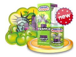 BIG SWAPPLE - e-liquid American Stars 10ml