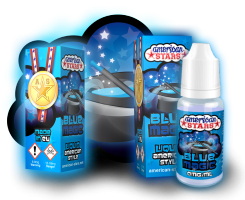 BLUE MAGIC - e-liquid American Stars 10ml