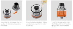 SMOK Brit One Mini sada - 1600mAh Smoktech