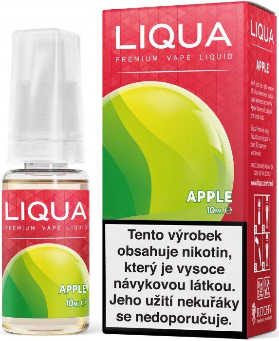JABLKO / Apple - LIQUA Elements 10 ml