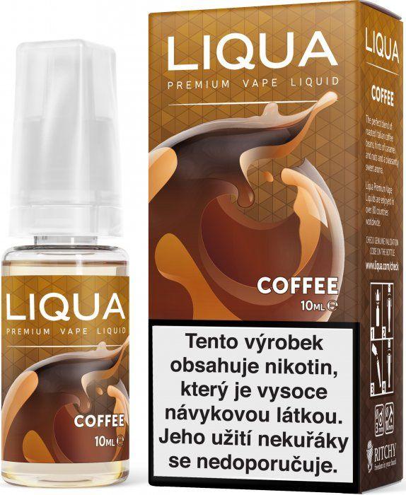 KÁVA / Coffee - LIQUA Elements 10 ml
