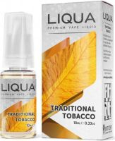 TRADIČNÍ TABÁK - Traditional Tobacco - LIQUA Elements 10 ml