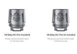 Žhavící hlava SMOK V8 Baby M2 pro Stick V8